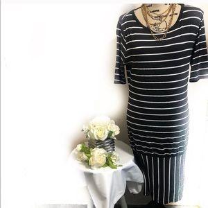 LulaRoe Julia tunic dress